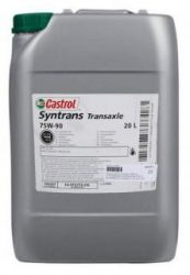 Castrol Transmax Manual Transaxle (Syntrans Transaxle) 75W-90 20L