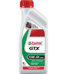 Castrol GTX 15W-40 A3/B3 4L