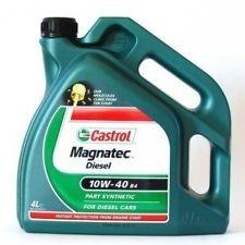 """Castrol Magnatec Diesel 10W-40 4L """"elfekvő készlet"""""""