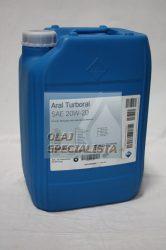 Aral Turboral 20W-20 20L