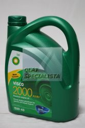 BP Visco 2000 15W40 4L