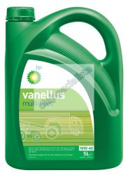 BP Vanellus Multi A 10W40 5L (Vanellus Multi-Fleet 10W-40)