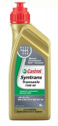 Castrol Transmax Manual Transaxle (Syntrans Transaxle) 75W-90 1L