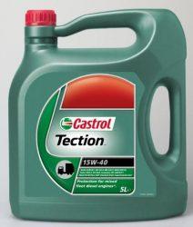 Castrol Tection 15W-40 4x5L